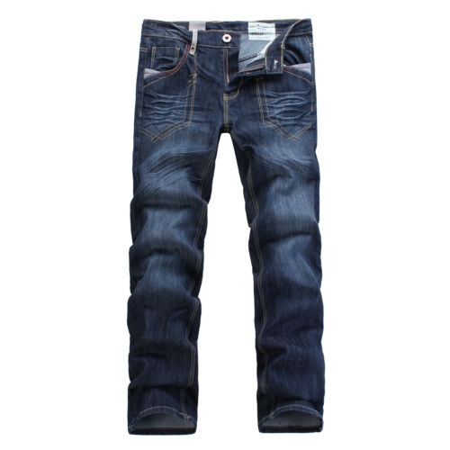 NEW MENS FOXJEANS DENIM MEN/'S BLUE JEANS SIZE 42