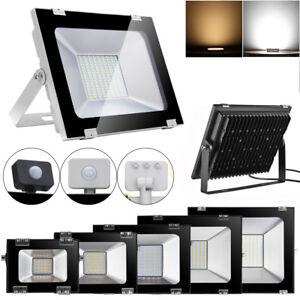 LED-Fluter-10-500W-Scheinwerfer-Flutlicht-Aussen-Strahler-Garten-Licht-IP65-220V