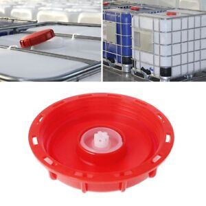 Details about 275-330 Gallon IBC Tote Tank Cover Lid Cap 163mm Breath Cover  Lid