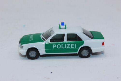 """Herpa Basic 094122  Mercedes-Benz E-Klasse /""""Polizei/"""" 1:87 H0 NEU in OVP"""