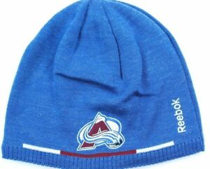 Colorado Avalanche Reebok NHL Licensed Reversible Hat/Beanie/Toque