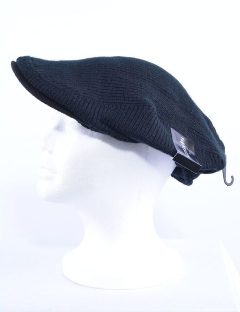 3d7588c8f52 Van Heusen Ivy Cap for Men Irish Newsboy Cabbie Winter Hat - One Size