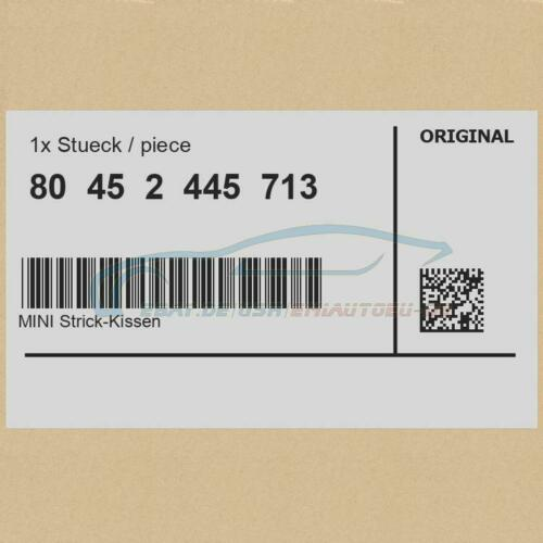 MINI Strick-Kissen Original BMW 80452445713