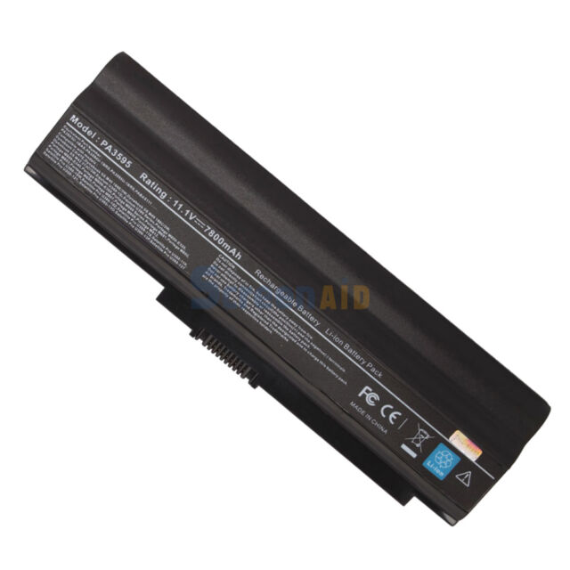 New 9 Cell Battery for Toshiba PA3594U-1BRS Dynabook CX/45E CX/47C CX/47D CX/47E