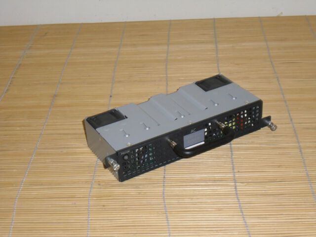 Cisco ME34X-PWR-AC AC power supply and fan module for ME-3400E-24TS-M and ME-340