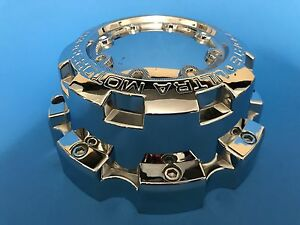 Ultra Motorsports Wheels Rims Chrome Center Cap 89 9898