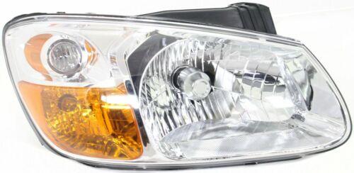 07-09 Spectra Headlight Headlamp Assembly Front Passenger Side Right RH