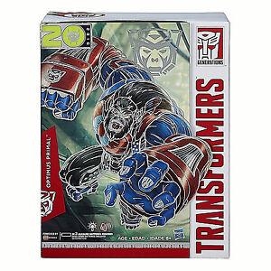 Transformers Platinum Edition__an du Singe Optimus Primal 12 Transformers Platinum Edition__year Of The Monkey Optimus Primal 12