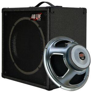 1x12 guitar speaker extension cabinet w 8 ohms celestion seventy 80 bk tolex ebay. Black Bedroom Furniture Sets. Home Design Ideas
