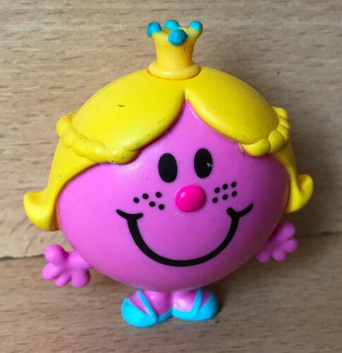 81 Mac donald figurine 2019 mcdonald/'s mr mrs princess no