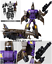 """miniature 8 - New In Stock Bruticus G1 Combaticons HZX 5 In 1 Action Figure IDW 12"""" Kids Toys"""