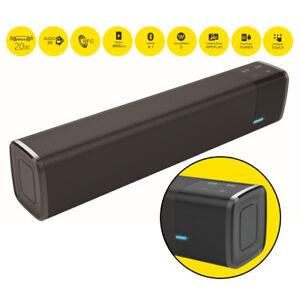 B31-20W-TOP-Tragbar-Bluetooth-Wireless-Lautsprecher-Touch-mit-TF-Slot-AUX-Akku