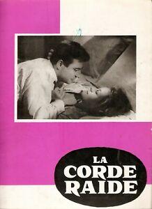 DP-LA-CORDE-RAIDE-ANNIE-GIRARDOT-FRANCOIS-PERIER-GEORGES-DESCRIERES