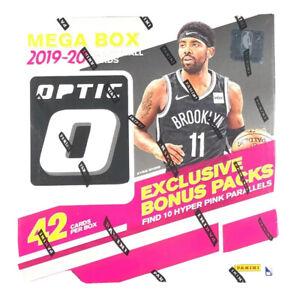 2019-20 Panini Optic NBA Mega Box - Zion & Morant Rookie Pink - Walmart Sealed