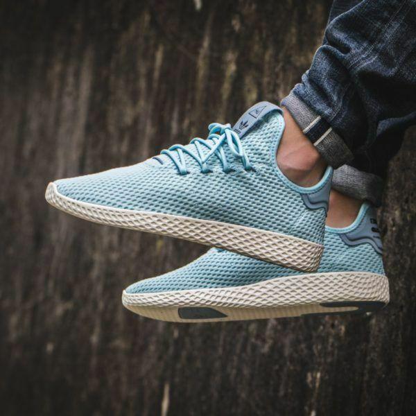 adidas hu light blue