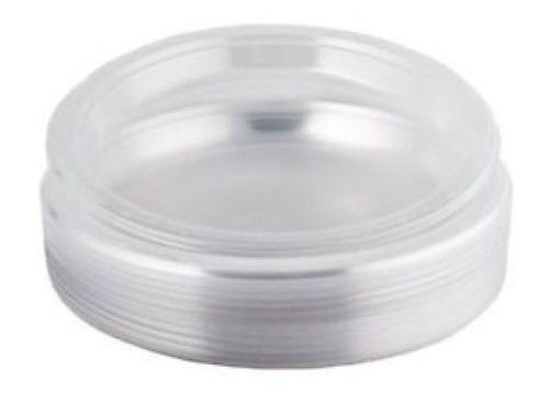 20 Assiettes clair robuste Défiler Design jetables en plastique 6  15 cm Premium Range