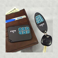 2-way Find One Find All Key Finder & Wallet Locator - No Base Required - Loud