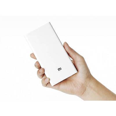 Powerbank 20000 mAh Akku Ersatzakku Mobile USB Batterie Handy Original Xiaomi MI