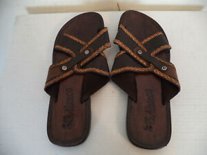 Men's Brown Nesinco Handcrafted Leather