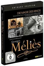 # DVD DIE MAGIE DES KINOS (Georges Méliès) - Arthaus Premium Edition (Melies) **