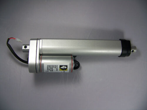 """Free Shipping * 6/"""" Linear Actuator 500lb Static Load"""