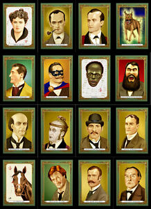 Sherlock-Holmes-Moriarty-Conan-Doyle-Irene-Adler-Lost-Word-trading-card-pack