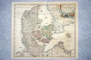 GUSSEFELD-GENERAL-CHARTE-VOM-KONIGREICH-DAENEMARK-HOMMAN-ERBEN-1789