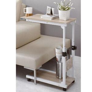 Image Is Loading DIY Steel Food Wheel Table Side Table Laptop
