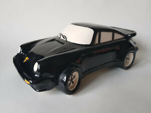 CVW-DESIGN-PORSCHE-CARRERA-911-Ceramic-Money-Box-amp-Stopper-EXCELLENT-CONDITION