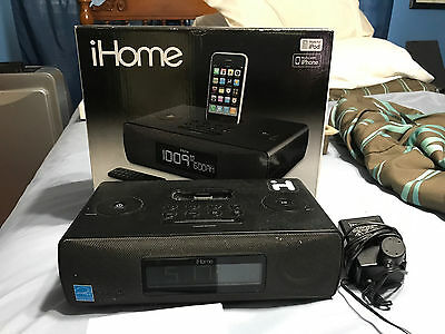 Portable Audio & Headphones Expressive Ihome Ip87 Clock Radio For Iphone pre-lightning Cable