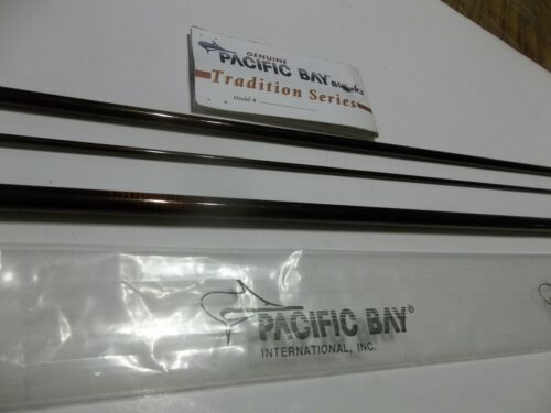 Fly Blank 908-3 Pacific Bay Tradition  9/' 8 weight 3 peice IM6 Graphite