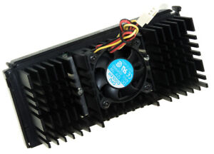 CPU Intel Pentium II SL2U6 SLOT1 400MHz + Refroidisseur