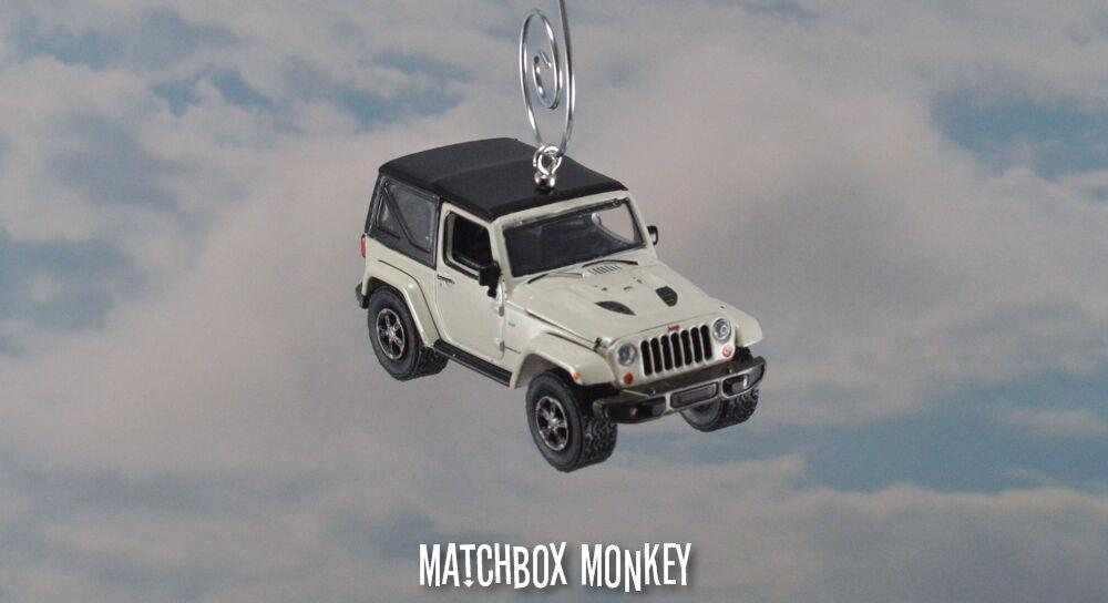 Jeep wrangler brauch weihnachten 2016 schmuck 1 64   64 1 75. jahrestag - verdeck. 525408