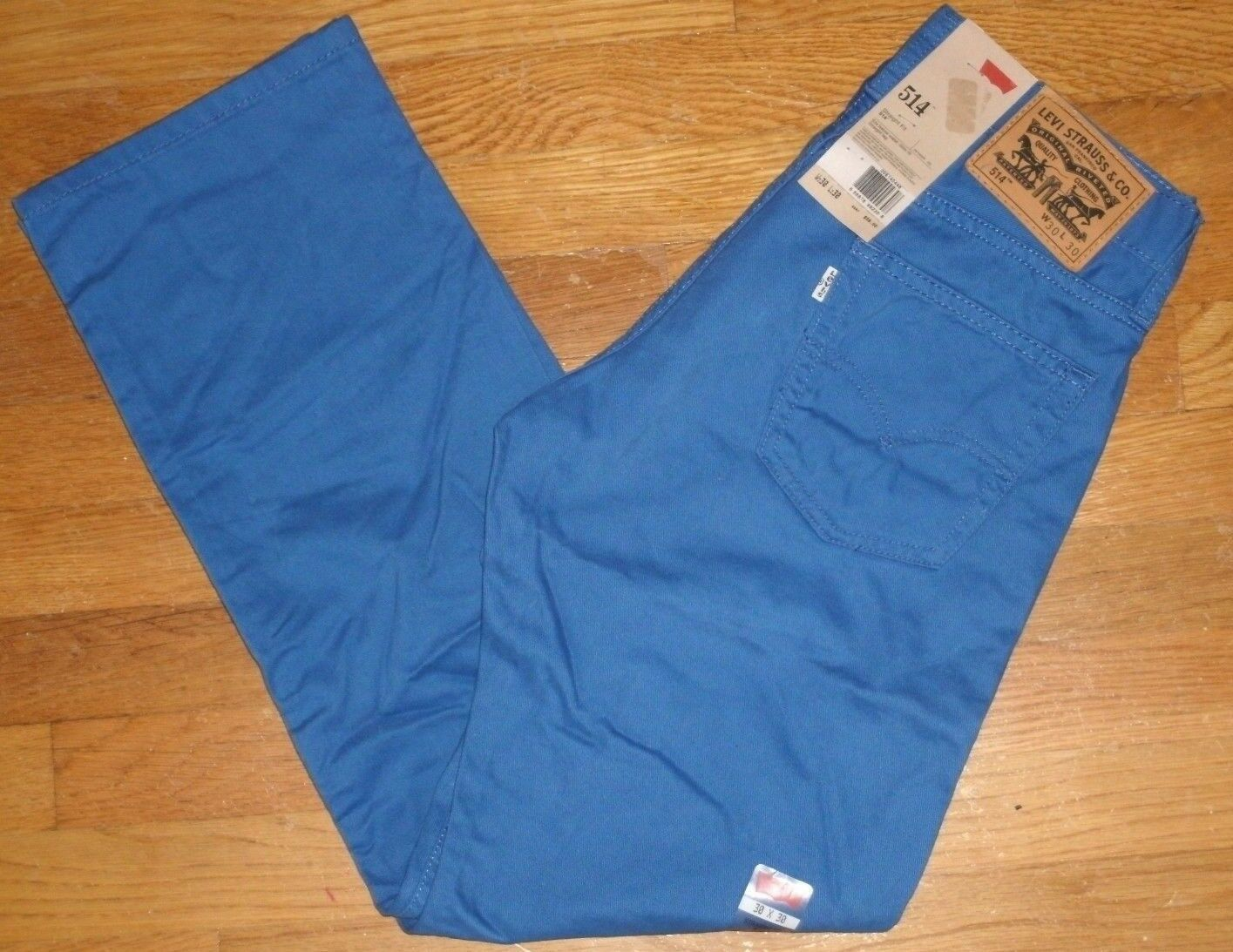 Stonewash Robelli Men/'s Designer Slim Straight Fit Denim Stretch Jeans 34W