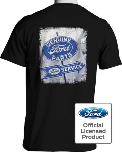 Genuine Ford Parts T Shirt Mustang Blue Oval Trucks Mens Small to 6XL and Tall