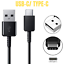 miniature 3 - Wholesale Bulk Lot 10X USB C Type C Cable Android Samsung Fast Charger Data Cord