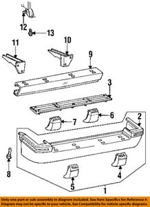 image is loading jeep-chrysler-oem-93-96-grand-cherokee-rear-