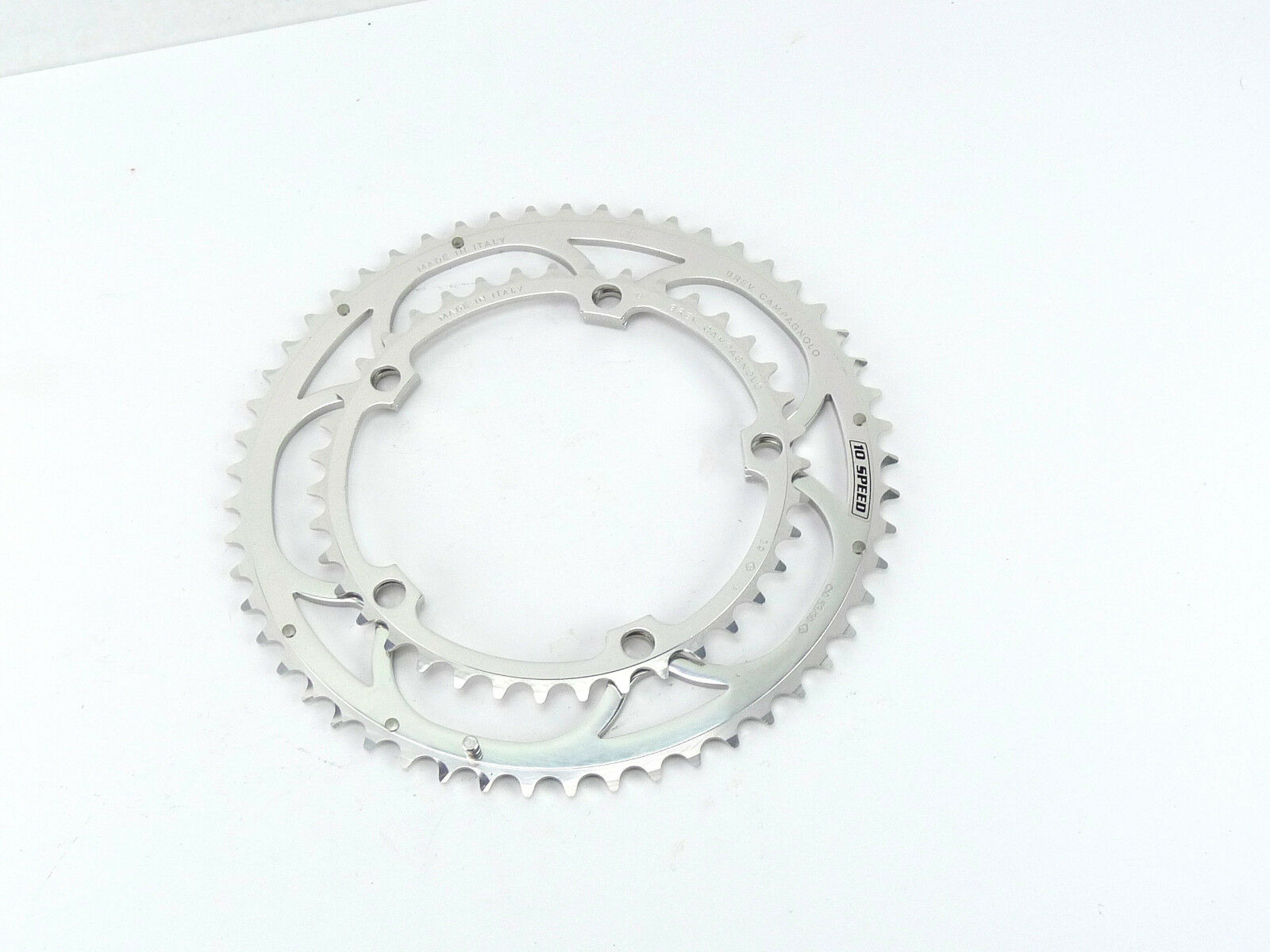Campagnolo 10 speed Chainring set 53 39T Road Bike Chorus Veloce centaur NOS