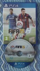 FIFA 15-Playstation 4 (PS4)
