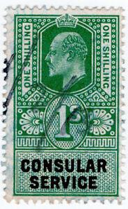 I-B-Edward-VII-Revenue-Consular-Service-1