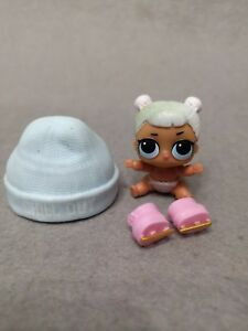 Retired Rare Original Lol Surprise Dolls Lil Snow Angel Mga Ebay