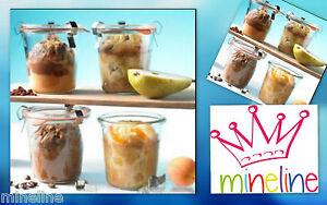 Weck Sturzglas 580ml Nr 742 Zubehor Kuchen Glas Backform Brotglas