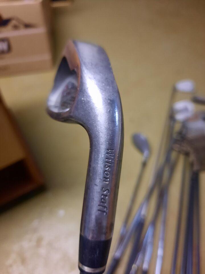 Herre golfsæt, Wilson staff