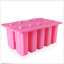 10-Cells-Frozen-Ice-Cream-Pop-Mold-Popsicle-Maker-Lolly-Mould-Ice-Tray-12-Sticks thumbnail 8