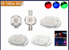 10w 20w 30w 50w 100w Rgb Red Green Blue High Power Led Light Lamp Chip For Diy