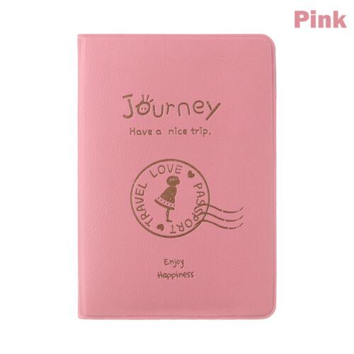 Card Holder Bag Protector Passport Holder Passport Cover Travel Cover Case