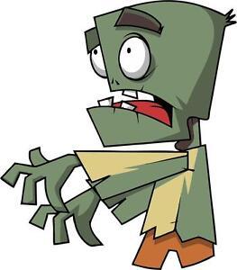 image drole zombie