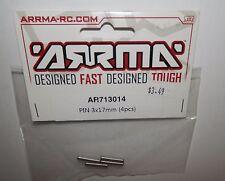 ARRMA Pin 3x17mm (4pc) #AR713014 NIP