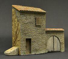 DIO72 no. 72002  Italian house 1:72 scale resin diorama model kit building