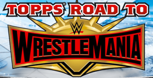2019-Topps-Road-to-WrestleMania-WWE-Shirt-Relics-All-Sets-Included